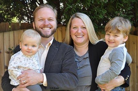 Dr. Robert Shoun, D.M.D. and family